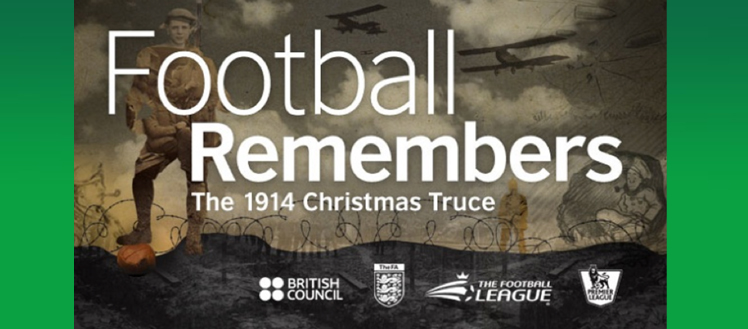 Football Remembers the Christmas Truce